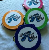 Personalized Tamborines
