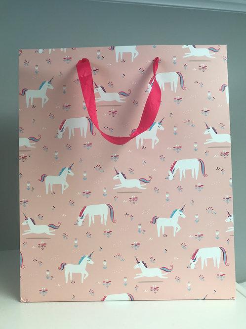 Medium Unicorn Gift Bag