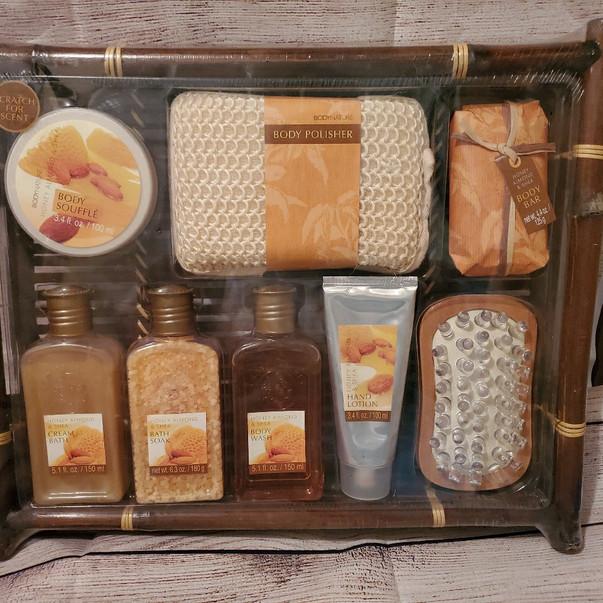 Spa Bath Set