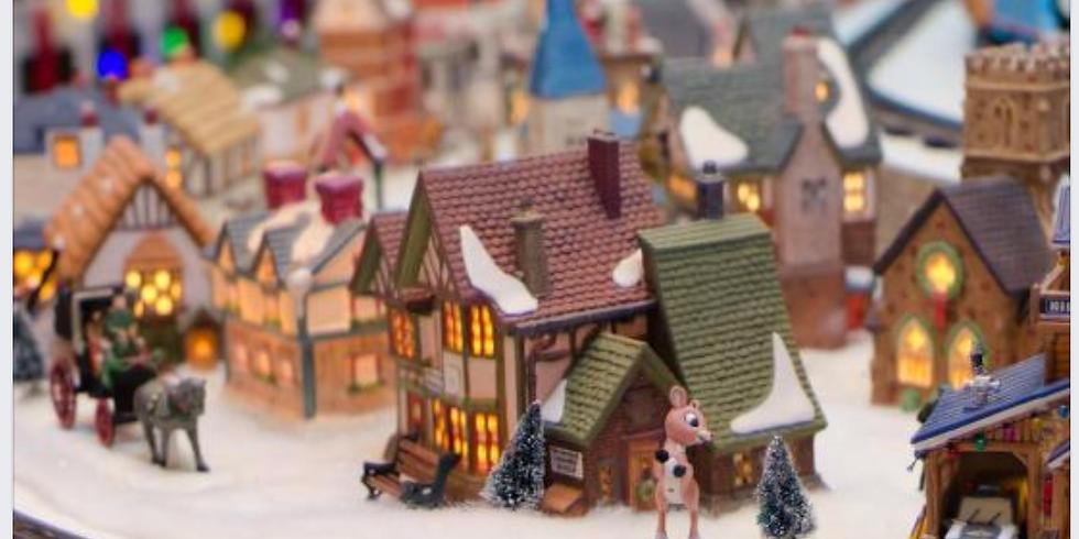 1st Annual Christmas Village Lighting