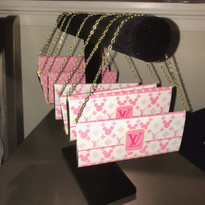 Personalized Candy Bar Purses