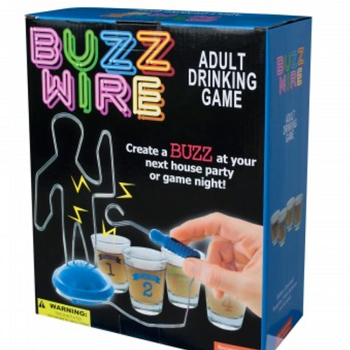 Buzz Wire Adult Drinking Game