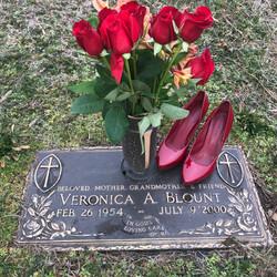 Veronica Blount Memorial
