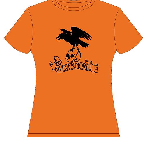 Nevermore Unisex Halloween Tee