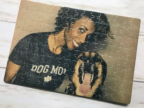 120 Piece Custom Puzzle