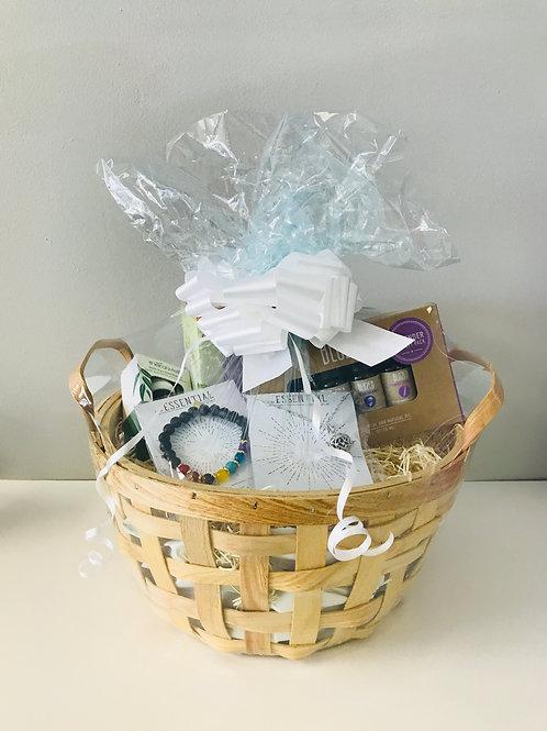 Essential Oils Gift Basket