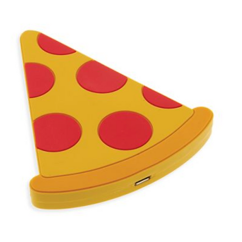 Moxi Cell Phone Charger - Pizza