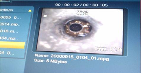 keyhole technology camera