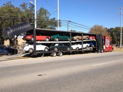 2012 Enclosed hauler