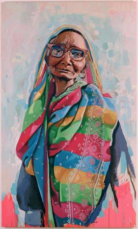 Naniji in Colour
