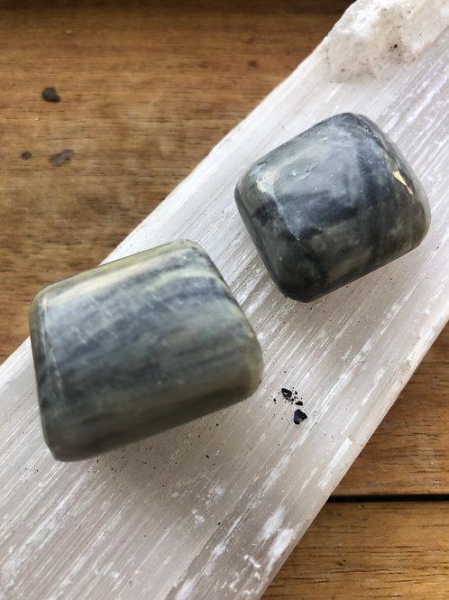 Pyrophyllite Polished Tumble stones