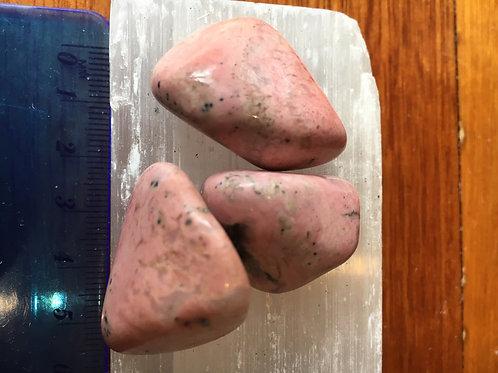 Rhodochrosite Tumble stones