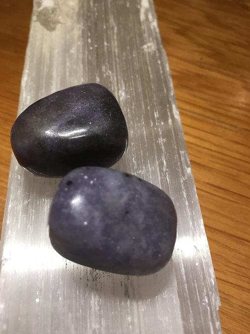 Lepidolite Tumble stones