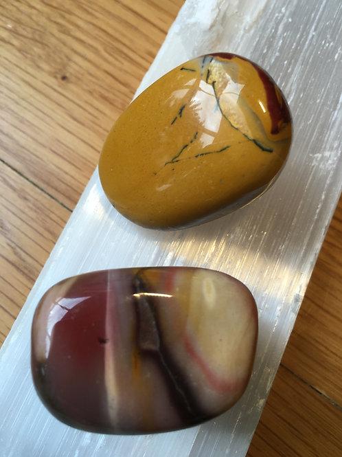 Mookaite (Australian Jasper) Tumble Stones