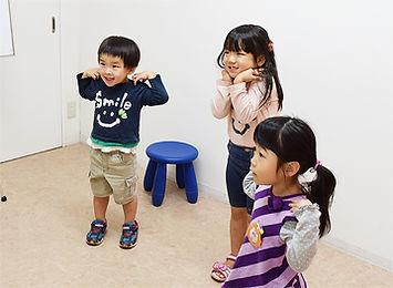 英語クラス幼児クラス