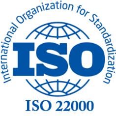 ISO 22000 Απεντομώσεις Pest Proof