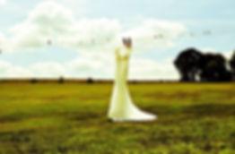 Hanging Wedding Dress | Unforgettable Events