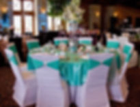 Ruched Spandex Banquet Chair Cover Rental   Unforgettable Events