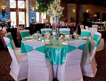 Ruched Spandex Banquet Chair Cover Rental | Unforgettable Events