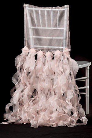 Curly Willow Chiavari Chair Back Slip Cover | Unforgettable Events