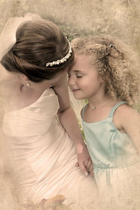 Bride and Daughter | Unforgettable Events