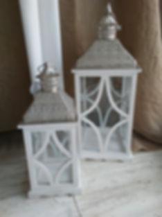 White lanterns | Unforgettable Events