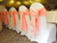 White Spandex Banquet Chair Cover   Unforgettable Events
