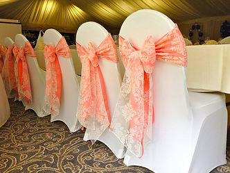 White Spandex Banquet Chair Cover | Unforgettable Events