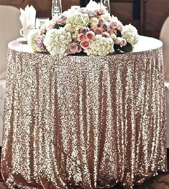 Sequin Tablecloth | Unforgettable Events