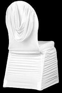 Spanex Swag Back Chair Covers | Unforgettable Events