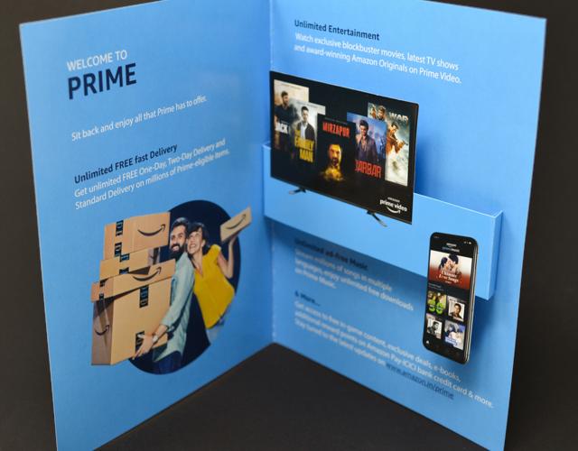 Amazon Prime Kit 2020
