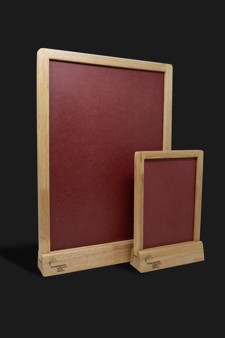 BIAL Top of Counter Display Frames