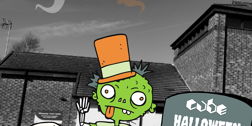Halloween Disco (31st Oct)
