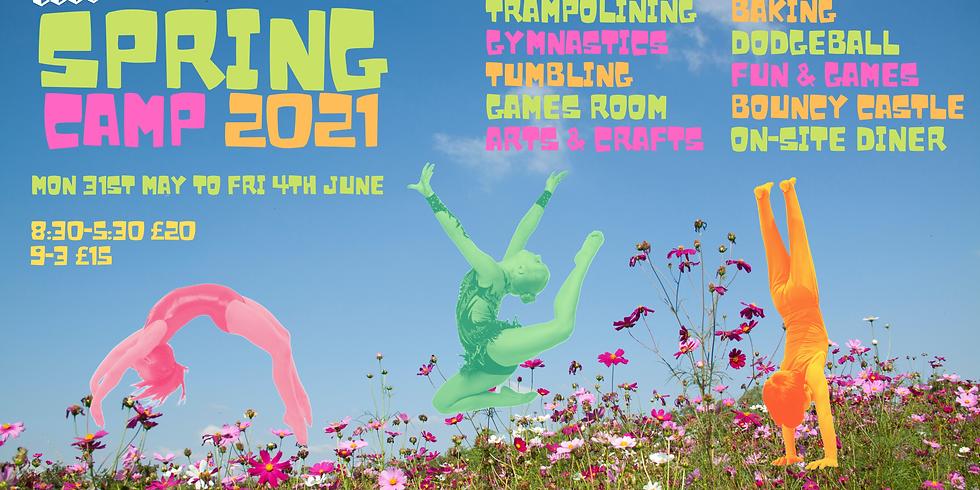 Spring Camp '21