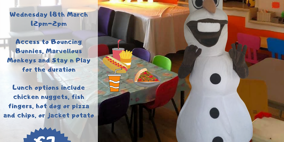 Lunch with... Olaf