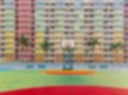 Rainbow Basketball in Hongkong_anche det