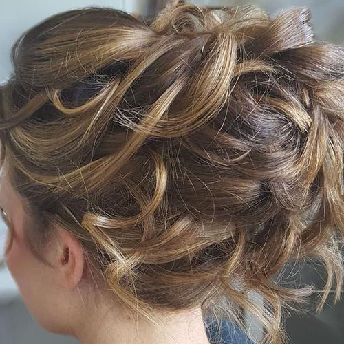 #hairstyling #hochsteckfrisur #locken #h