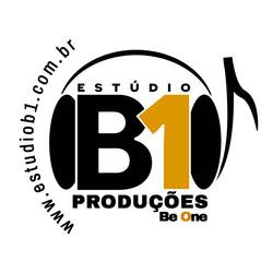Logo B1 NOVO preto fb