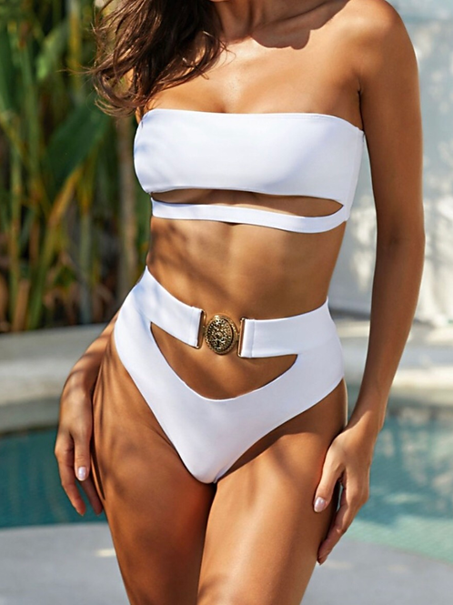 Buckle Up Swimsuit