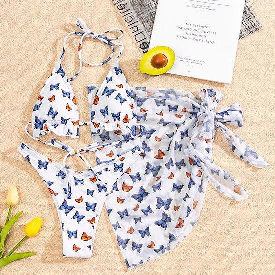 Butterfly 3pc Swim Set