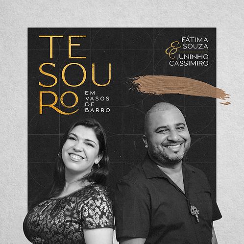 Álbum Digital Tesouro em Vasos de Barro - Fátima Souza e Juninho Cassimiro