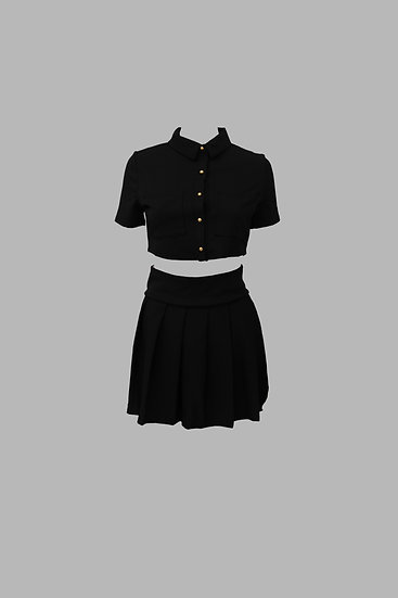 Tennis Skirt Set