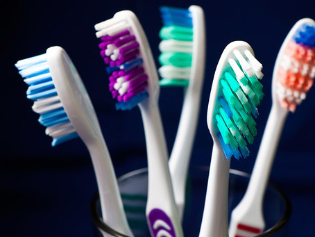 Choosing the Right Toothbrush
