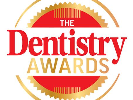 Enniskillen Dental Team take Top UK Award
