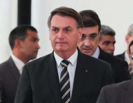 BOLSONARO TENTA AVAL DO STF PARA NOMEAR AMIGO DO FILHO COMO DIRETOR GERAL DA PF