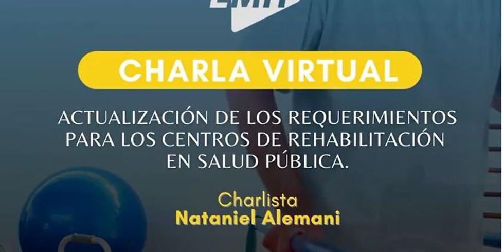 """""""Actualización de los Requerimientos para los Centros de Rehabilitación en Salud Pública"""""""