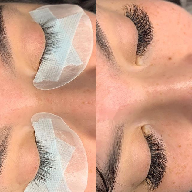 If you have bomb natural lashes, this is