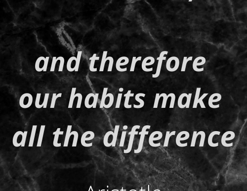 Sherlock Holmes and the Case of the Curious Habit