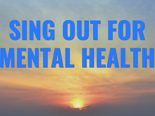 Sing Out for Mental Health: Concert Recap and Members Share Their Stories