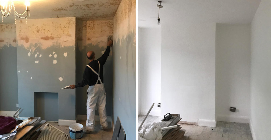 Commercial And Domestic Painters And Decorators Derby